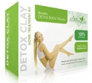 Brazilian Detox for Body Wrap and Milk Page